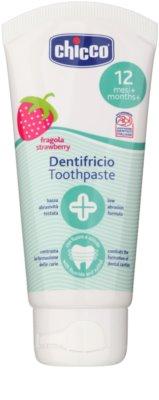 Chicco Oral Care pasta dentífrica para crianças com mais de 12m+