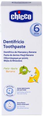 Chicco Oral Care Zahnpasta für Kinder ab 6 Jahre 2