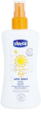 Chicco Baby Moments Sun zaščitni losjon v pršilu SPF 50+