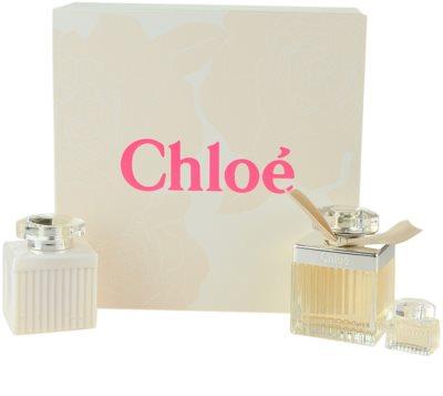 Chloé Chloé подарунковий набір 8