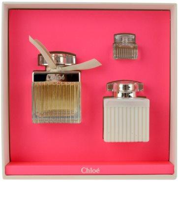 Chloé Chloé подарунковий набір 9