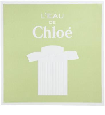 Chloé L´Eau De Chloé coffret presente 4