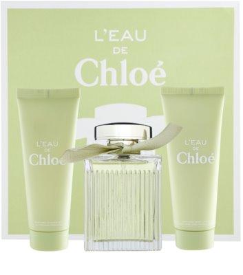 Chloé L´Eau De Chloé ajándékszett