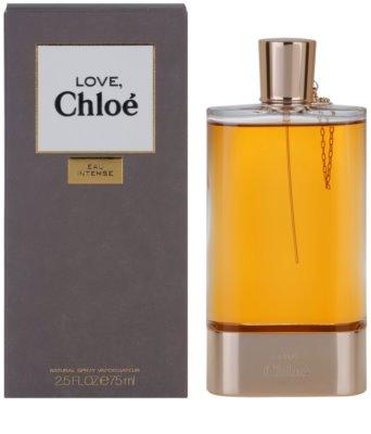 Chloé Love Intense Eau de Parfum für Damen
