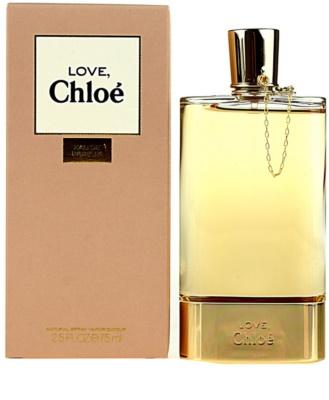 Chloé Love Eau de Parfum para mulheres