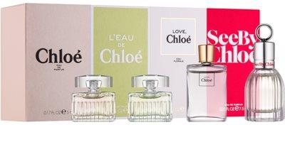 Chloé Mini darilni set