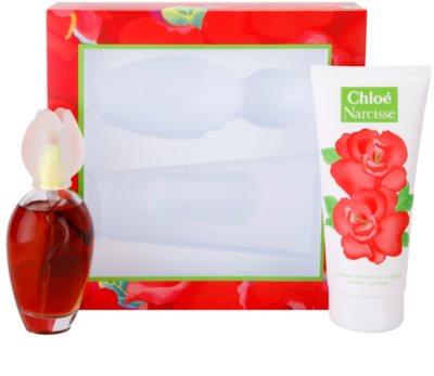 Chloé Narcisse lote de regalo 2