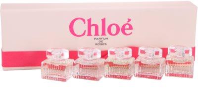 Chloé Parfum de Roses coffret presente