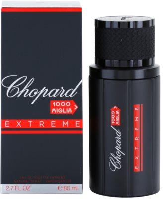 Chopard 1000 Miglia Extreme Eau de Toilette pentru barbati