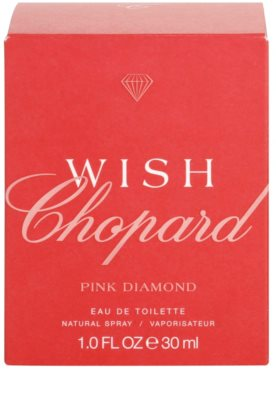 Chopard Wish Pink Diamond eau de toilette nőknek 4