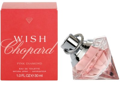 Chopard Wish Pink Diamond eau de toilette nőknek