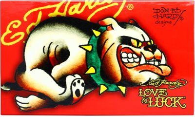 Christian Audigier Ed Hardy Love & Luck Man zestaw upominkowy 1