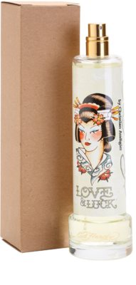 Christian Audigier Ed Hardy Love & Luck Woman parfémovaná voda tester pro ženy 2