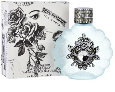 Christian Audigier Ed Hardy True Religion eau de parfum para mujer