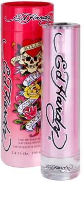 Christian Audigier Ed Hardy For Women eau de parfum para mujer 1