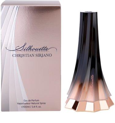 Christian Siriano Silhouette eau de parfum nőknek