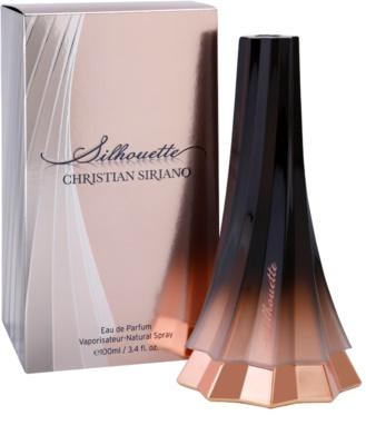 Christian Siriano Silhouette parfémovaná voda pro ženy 1