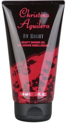 Christina Aguilera By Night sprchový gel pro ženy  (bez krabičky)