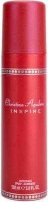 Christina Aguilera Inspire deospray pentru femei