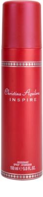 Christina Aguilera Inspire desodorante en spray para mujer