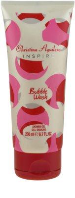Christina Aguilera Inspire sprchový gel pro ženy  (bez krabičky)