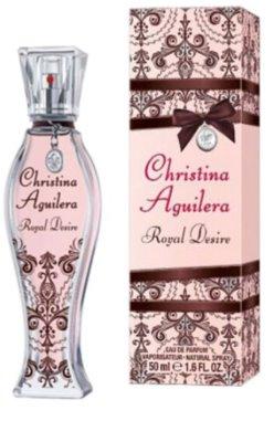 Christina Aguilera Royal Desire Eau de Parfum für Damen