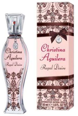 Christina Aguilera Royal Desire Eau de Parfum para mulheres
