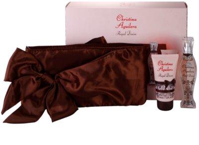 Christina Aguilera Royal Desire dárková sada