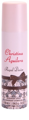 Christina Aguilera Royal Desire дезодорант за жени