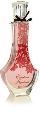 Christina Aguilera Red Sin Eau de Parfum para mulheres 3