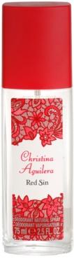 Christina Aguilera Red Sin Deodorant spray pentru femei