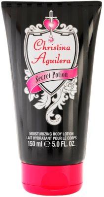 Christina Aguilera Secret Potion leche corporal para mujer