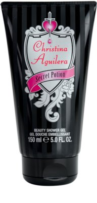 Christina Aguilera Secret Potion gel de ducha para mujer