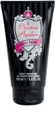 Christina Aguilera Secret Potion tusfürdő nőknek