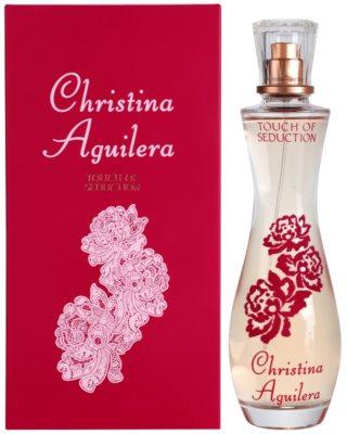 Christina Aguilera Touch of Seduction Eau de Parfum para mulheres