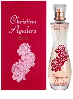 Christina Aguilera Touch of Seduction Eau De Parfum pentru femei