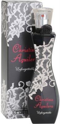 Christina Aguilera Unforgettable parfémovaná voda pro ženy 1