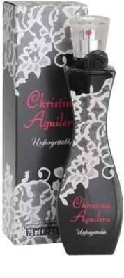 Christina Aguilera Unforgettable Eau de Parfum für Damen 1