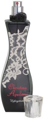 Christina Aguilera Unforgettable Eau de Parfum für Damen 3