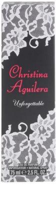 Christina Aguilera Unforgettable Eau de Parfum für Damen 4