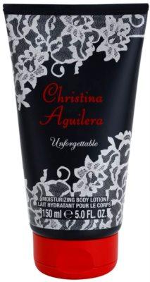 Christina Aguilera Unforgettable Lapte de corp pentru femei