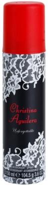 Christina Aguilera Unforgettable desodorante en spray para mujer