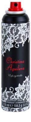Christina Aguilera Unforgettable deospray pre ženy 1