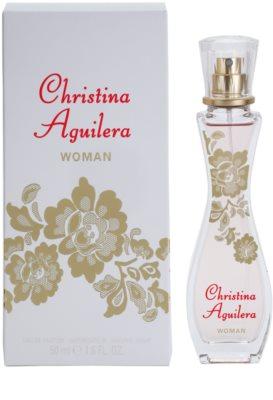 Christina Aguilera Woman eau de parfum nőknek