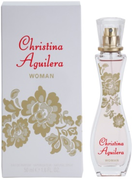 Christina Aguilera Woman парфумована вода для жінок