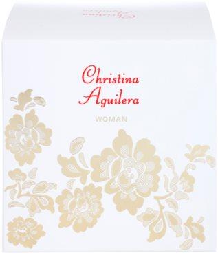 Christina Aguilera Woman coffret presente 1