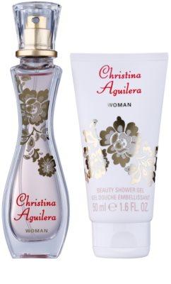 Christina Aguilera Woman Geschenksets 2