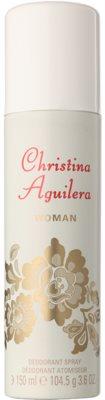 Christina Aguilera Woman Deo-Spray für Damen