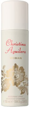 Christina Aguilera Woman deodorant Spray para mulheres