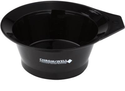 Chromwell Accessories Black косметична миска для змішування фарби